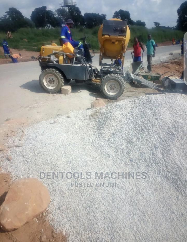 Mobile Driven Concrete Mixer New | Heavy Equipment for sale in Amuwo-Odofin, Lagos State, Nigeria