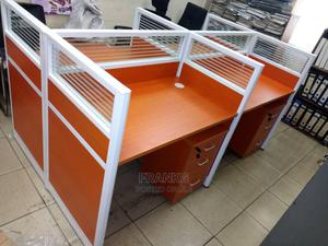 Workstation for Offices by 4 | Furniture for sale in Lagos State, Ogba