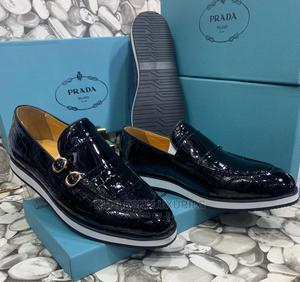 Original Prada Leather Loafers Shoes   Shoes for sale in Lagos State, Surulere