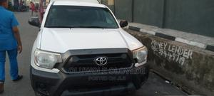 Toyota Tacoma 2013 White   Cars for sale in Lagos State, Lekki
