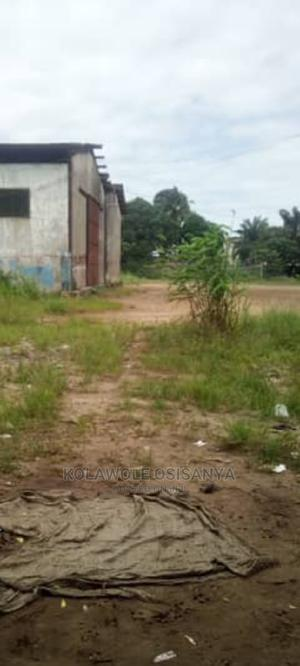 10acres With 2warehouse and Staff Quaters Along Badagry Road   Commercial Property For Sale for sale in Ojo, Okokomaiko