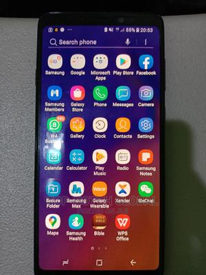 Samsung Galaxy A9 128 GB Black   Mobile Phones for sale in Lagos State, Ikeja