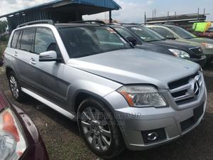 Mercedes-Benz GLK-Class 2010 350 4MATIC Silver | Cars for sale in Lagos State, Surulere