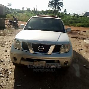 Nissan Pathfinder 2006 SE 4x4 Silver | Cars for sale in Ondo State, Akure