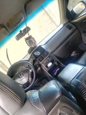 Honda Pilot 2005 EX 4x4 (3.5L 6cyl 5A) Black | Cars for sale in Lagos State, Amuwo-Odofin