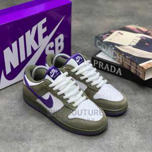 High Quality NIKE SB Dunk Low Purple Pigeon Now Available   Shoes for sale in Lagos State, Magodo