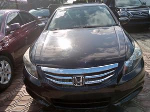 Honda Accord 2010 Sedan EX Black   Cars for sale in Lagos State, Amuwo-Odofin