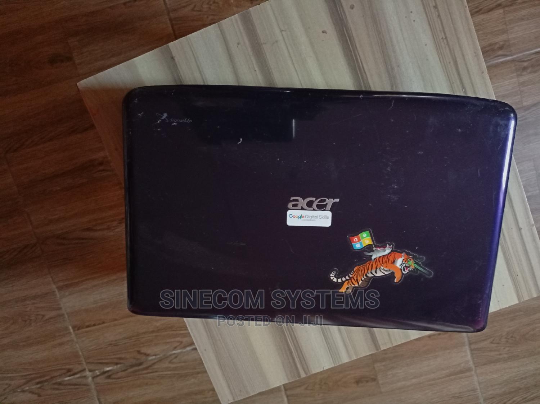 Archive: Laptop Acer Aspire 5738Z 4GB Intel Pentium HDD 256GB