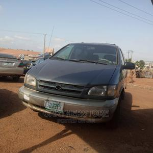 Toyota Sienna 1999 LE 3dr Gray | Cars for sale in Oyo State, Ibadan