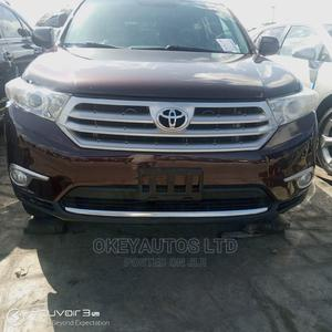 Toyota Highlander 2012 Limited | Cars for sale in Lagos State, Apapa
