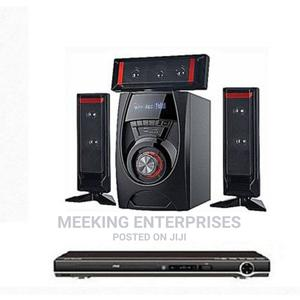 D-Marc Home Theatre System With Dvd Player | Audio & Music Equipment for sale in Lagos State, Ojo