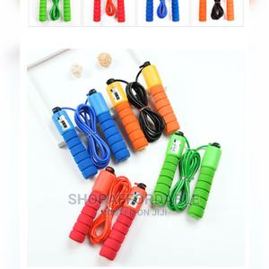 Counting Skipping Rope | Sports Equipment for sale in Lagos State, Alimosho