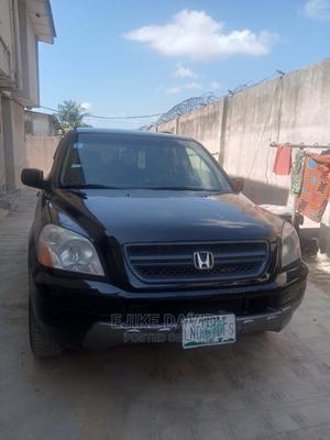 Honda Pilot 2005 Black | Cars for sale in Lagos State, Alimosho