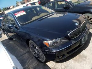 BMW 7 Series 2007 Blue | Cars for sale in Lagos State, Amuwo-Odofin