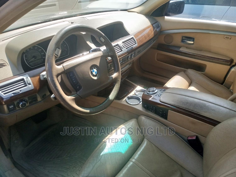 BMW 7 Series 2007 Blue | Cars for sale in Amuwo-Odofin, Lagos State, Nigeria