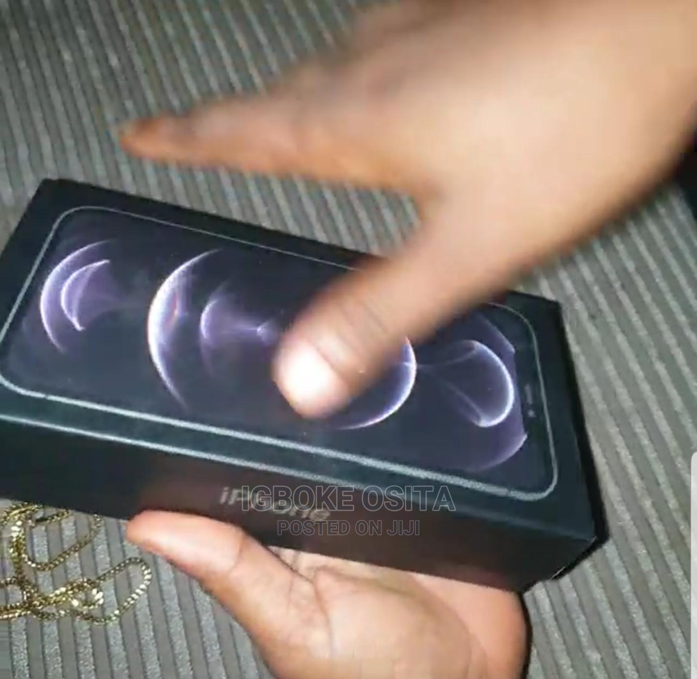 Apple iPhone 12 Pro Max 256GB Black