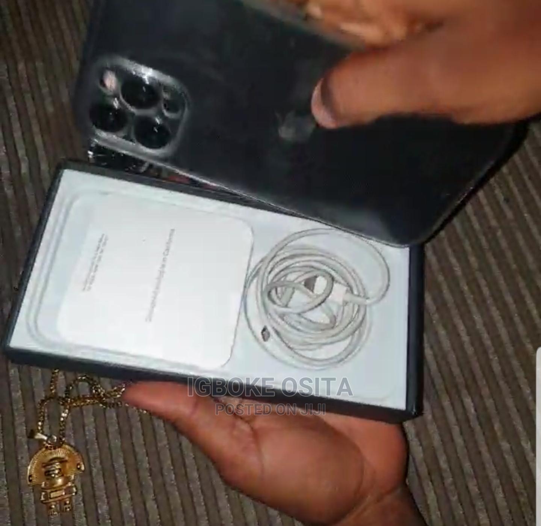 Apple iPhone 12 Pro Max 256GB Black | Mobile Phones for sale in Benin City, Edo State, Nigeria
