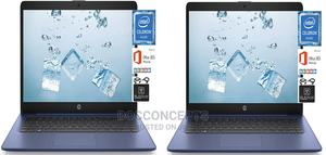 New Laptop HP Stream 14 4GB Intel Celeron SSD 60GB | Laptops & Computers for sale in Lagos State, Ikeja