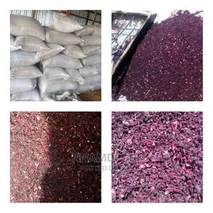 Dried Hibiscus Leaves(Zobo Leave) | Feeds, Supplements & Seeds for sale in Rivers State, Port-Harcourt