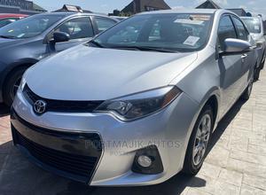 Toyota Corolla 2015 Silver   Cars for sale in Lagos State, Amuwo-Odofin