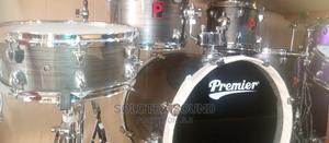 Original Premier 5set Drumset   Musical Instruments & Gear for sale in Lagos State, Ipaja