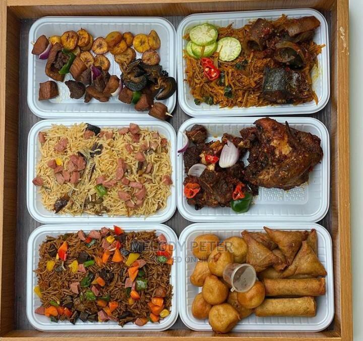 Archive: Surprise Food Tray