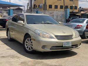 Lexus ES 2004 330 Sedan Gold | Cars for sale in Lagos State, Ikeja