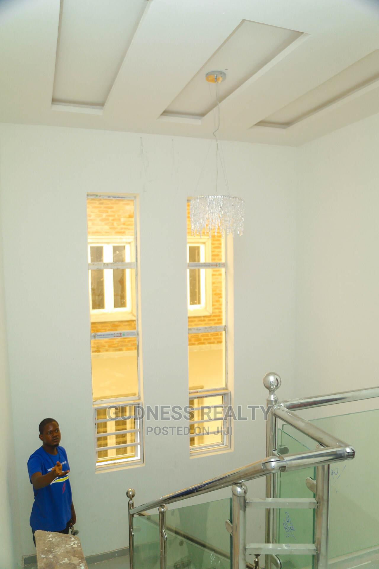 Newly Well Built 5 Bedroom Detached Duplex For Sale | Houses & Apartments For Sale for sale in Ikota, Lekki, Nigeria