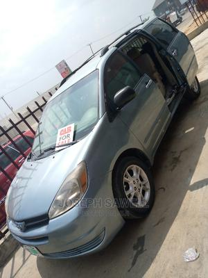 Toyota Sienna 2006 Blue   Cars for sale in Rivers State, Port-Harcourt