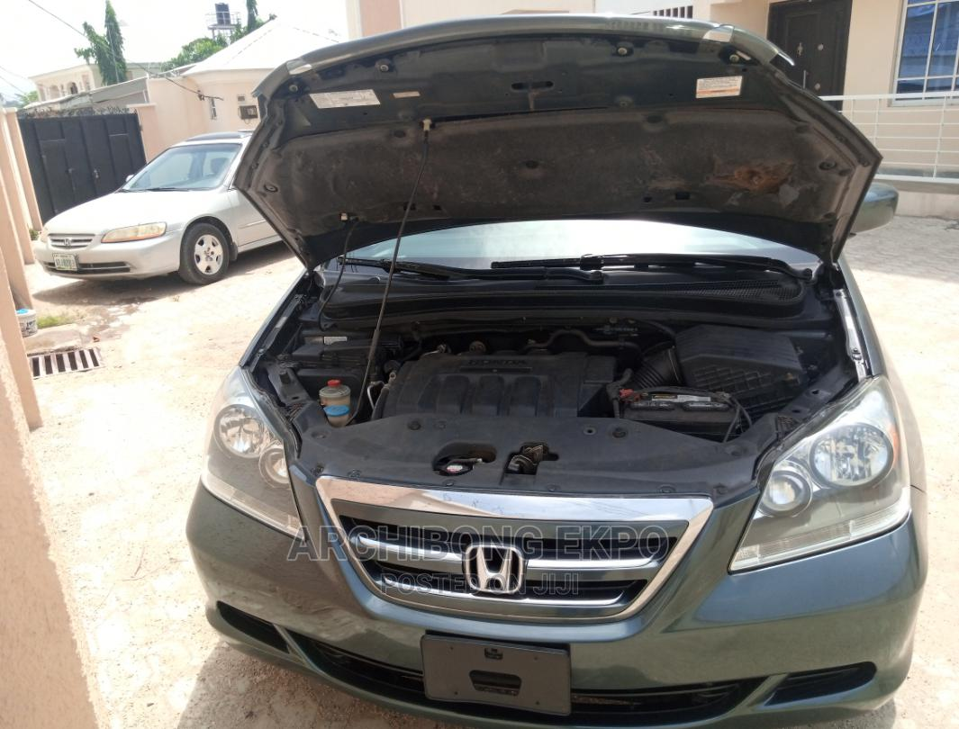 Archive: Honda Odyssey 2005 EX Automatic Gray