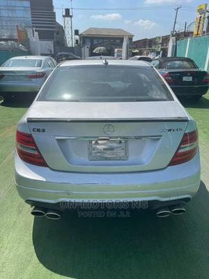Mercedes-Benz C300 2012 Silver | Cars for sale in Lagos State, Ikeja