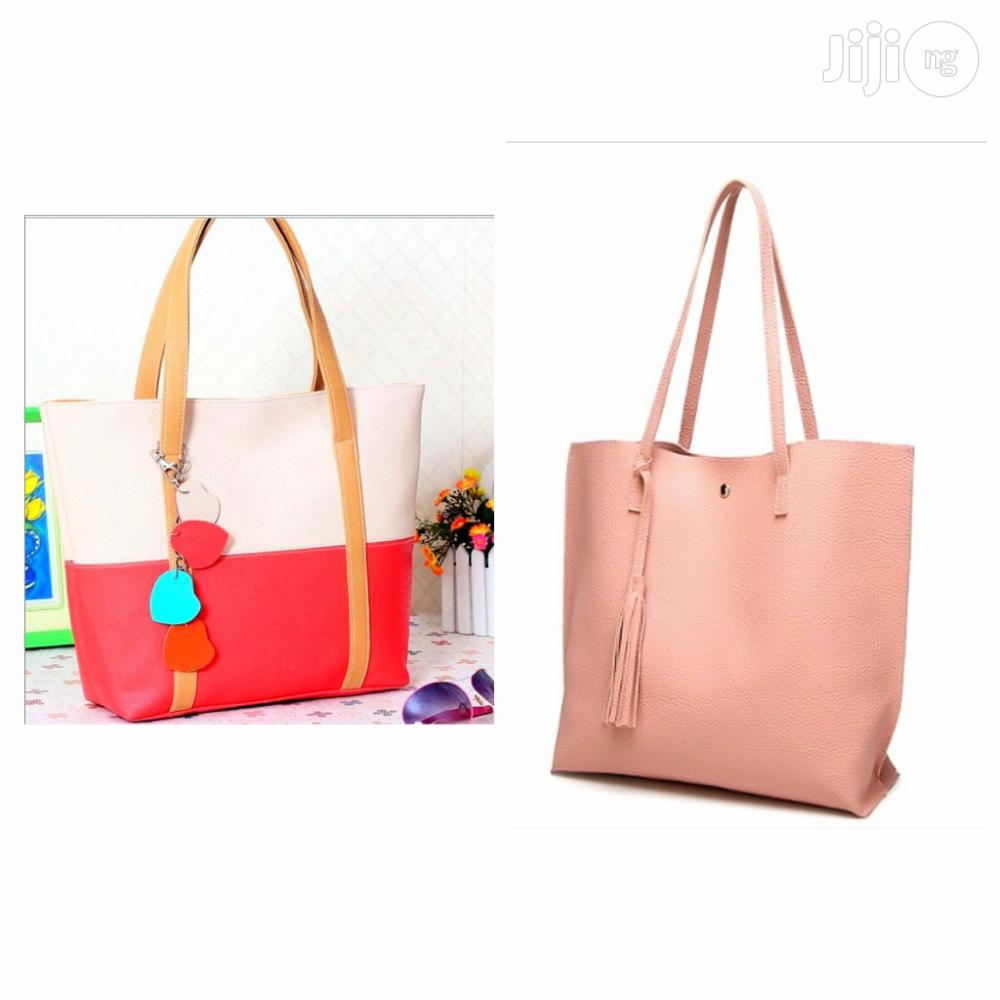 2 In 1 Women Handbag Muliticolour