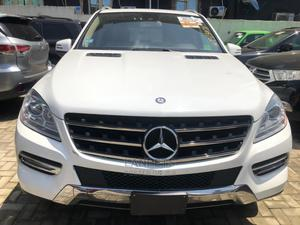 Mercedes-Benz M Class 2015 White | Cars for sale in Lagos State, Ikeja