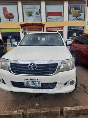 Toyota Hilux 2012 2.7 VVT-i 4X4 SRX White   Cars for sale in Abuja (FCT) State, Central Business Dis