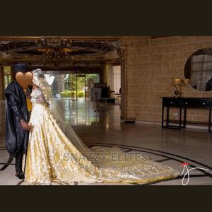 Beautiful Ivory Wedding Gown | Wedding Wear & Accessories for sale in Abuja (FCT) State, Central Business Dis