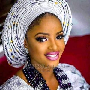 Make- Up and Gele Tying, Fixing of Nails, Lashes Fixing   Health & Beauty Services for sale in Abuja (FCT) State, Lugbe District