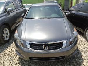 Honda Accord 2008 2.0 Comfort Gray | Cars for sale in Lagos State, Ifako-Ijaiye