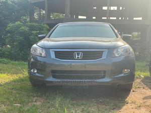 Honda Accord 2008 2.4 EX Gray   Cars for sale in Abuja (FCT) State, Central Business Dis
