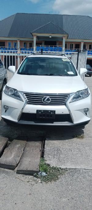 Lexus RX 2014 350 F Sport AWD White | Cars for sale in Delta State, Warri