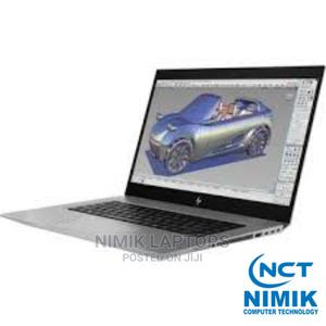 New Laptop HP ZBook 15u G5 16GB Intel Core I7 HDD 1T | Laptops & Computers for sale in Lagos State, Ikeja