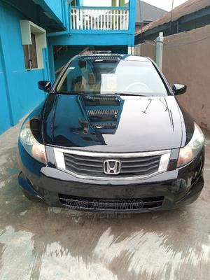 Honda Accord 2008 2.0i-VTEC Executive Black | Cars for sale in Lagos State, Surulere
