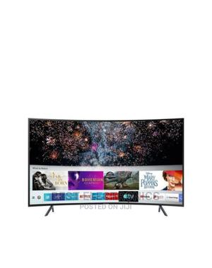 Polystar 55'' Inch Smart Curved Certified. | TV & DVD Equipment for sale in Abuja (FCT) State, Kubwa
