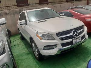 Mercedes-Benz M Class 2012 White | Cars for sale in Lagos State, Ikeja