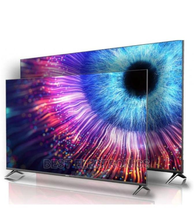"""Infinix 43"""" Inch HDR Smart LED TV (With 2 Years."""