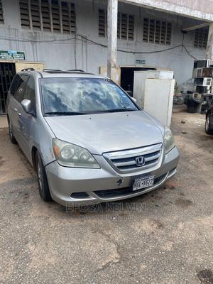 Honda Odyssey 2007 EX Silver | Cars for sale in Edo State, Benin City