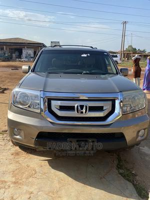 Honda Pilot 2010 Gold   Cars for sale in Lagos State, Ojodu