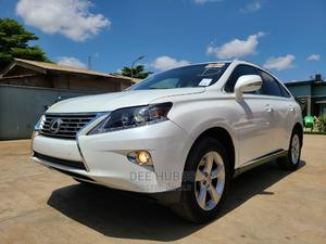 Lexus RX 2013 350 AWD White   Cars for sale in Lagos State, Alimosho