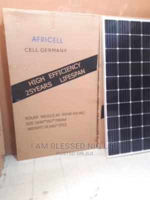 Africell German High Efficiency (25 Years Lifespan) Panel   Solar Energy for sale in Lagos State, Ojo