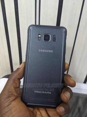 Samsung Galaxy S8 Active 64 GB Gray | Mobile Phones for sale in Lagos State, Ikeja