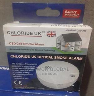 Chloride Uk Wireless Smoke Alarm Detector | Safetywear & Equipment for sale in Lagos State, Ikeja